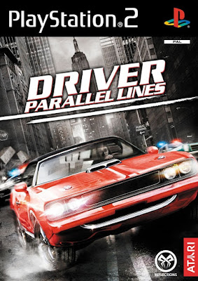 DRIVER PARALLEL LINES NTSC (PS2) ISO ''TORRENT''