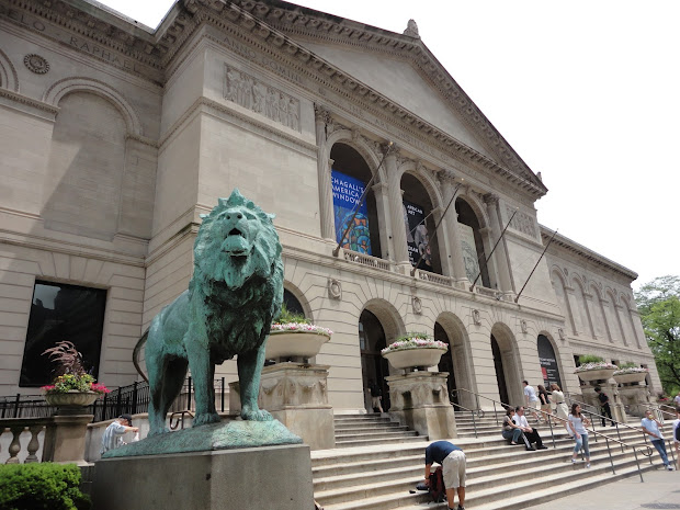 Art Institute Museum Chicago