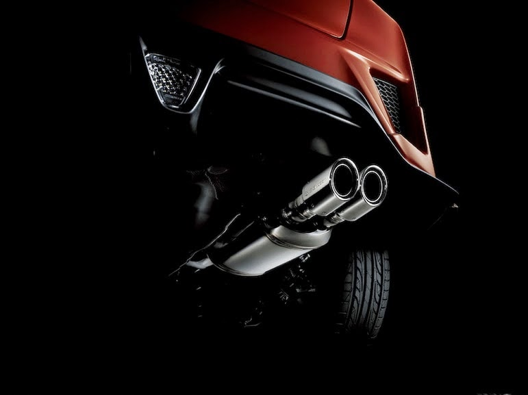 Aksesoris Mugen All New Honda Jazz - Sport Silencer