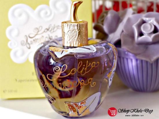 Nước hoa Lolita Lempicka hình quả táo của Pháp, nước hoa trái táo tím giá bao nhiêu