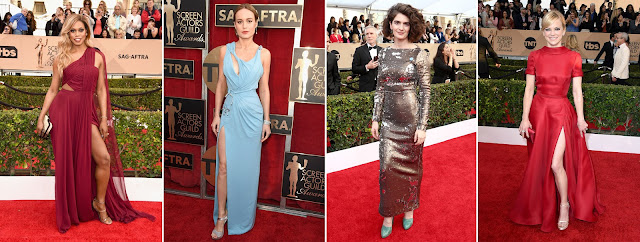 SAG Red Carpet Fashions