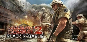 Modern Combat 2 Black Pegasus apk free download