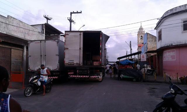 Prefeitura de Goiana determina regras para operações de carga e descarga