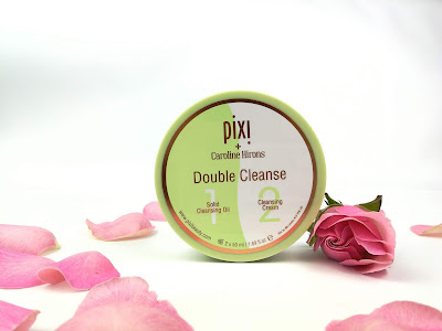 PIX! Double Cleanse