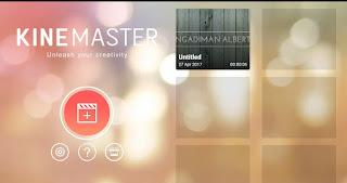 Penyebap KineMaster Tidak Support Video Layer Dan ChromaKey