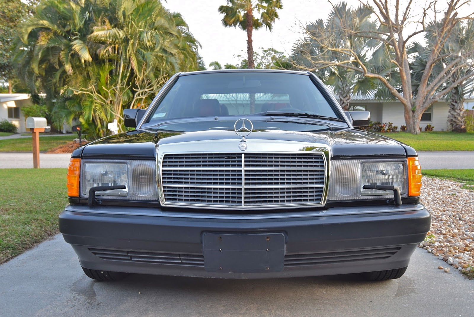 1993 mercedes benz 190e 2 6 for Mercedes benz 190e headlights