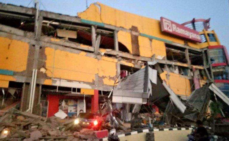 Catholic News World : #BreakingNews Earthquakes and Tsunamis hit