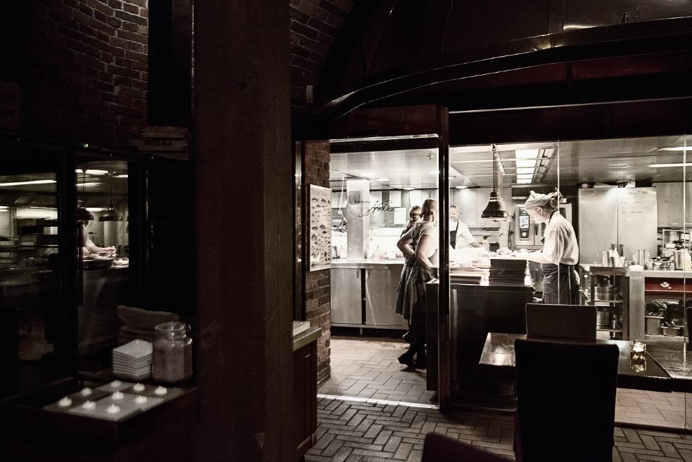 Ravintola Nokka, Helsinki, ravintola, restaurant, Michelin guide