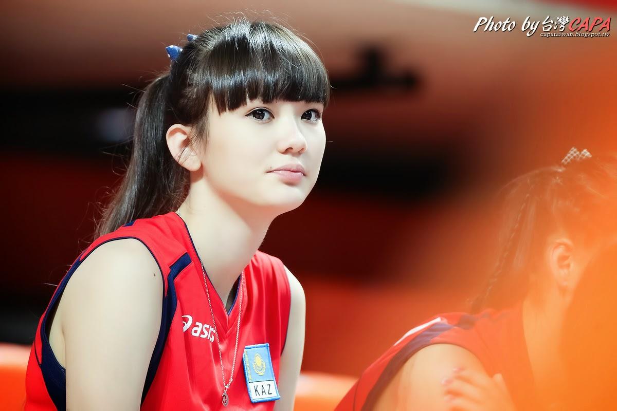 Sabina Altynbekova | นักกีฬาสาว, นักวอลเลย์บอล, นักกีฬา