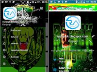 BBM Mod Persebaya Full Dp Terbaru 2016