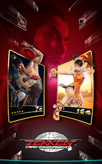 Tekken Card Tournament APK MOD Android
