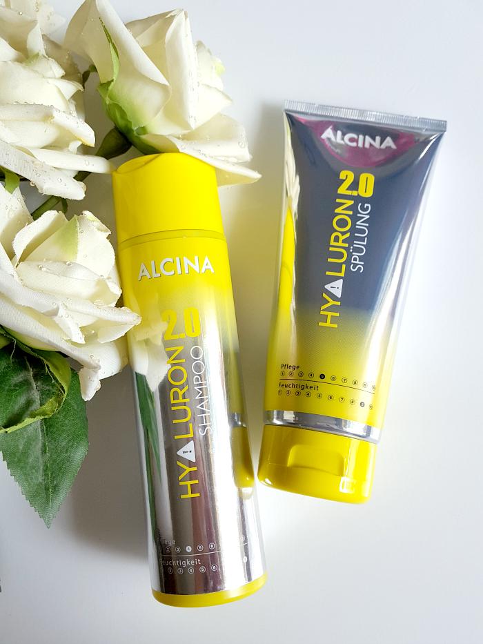 ALCINA Hyaluron 2.0 Shampoo & Spülung - je 11.90 Euro