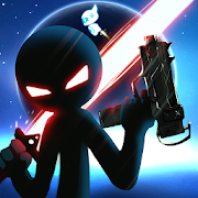 Stickman Ghost 2 Gun Sword Icon
