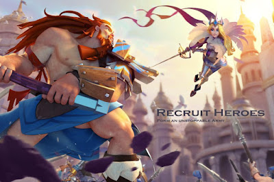 Art of Conquest: Dragon Dawn Mod Apk + OBB For Android