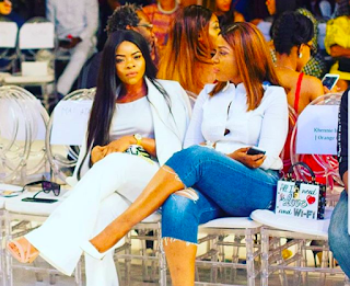 Laura Ikeji Confirms Sister Engagement - See Instagram Post.
