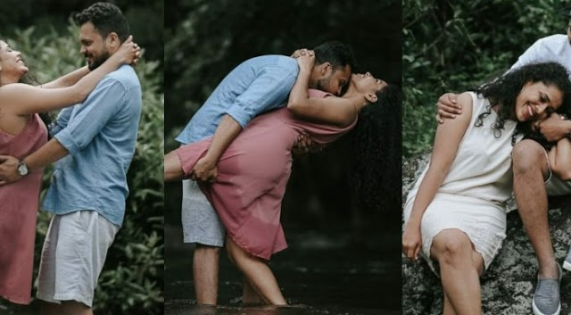 Stylish Pre-wedding Photoshoot Surpass Even the Movie; Trending on Social Media
