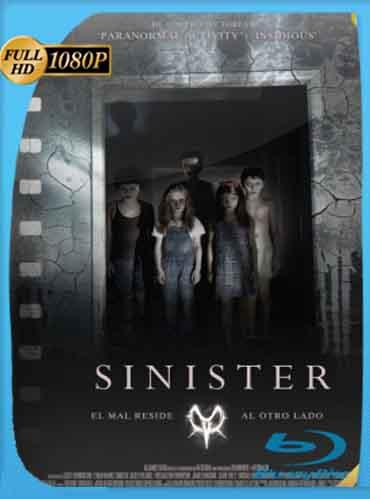 Siniestro (2012) HD [1080p] Latino [Mega] SilvestreHD