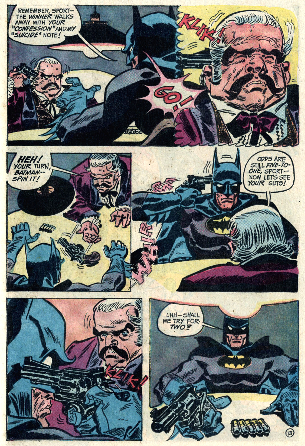 Detective Comics (1937) 426 Page 16