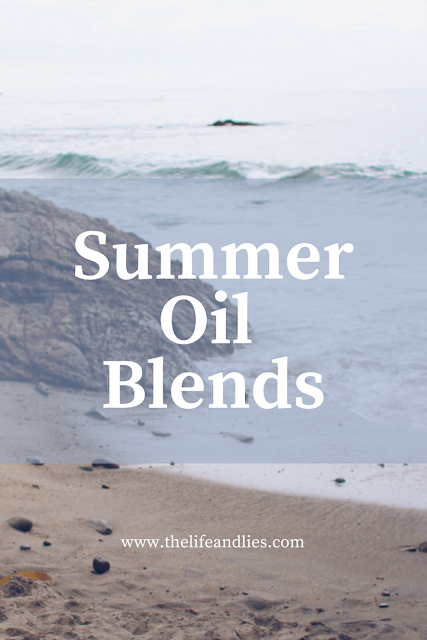 3 Essential Oil Blends That Will Get You In The Mood For Summertime