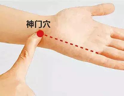 治療濕疹的方法:按摩6個穴位!收了吧!(排毒)