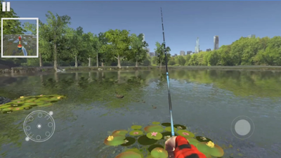 Mod Ultimate Fishing Simulator Apk Terbaru