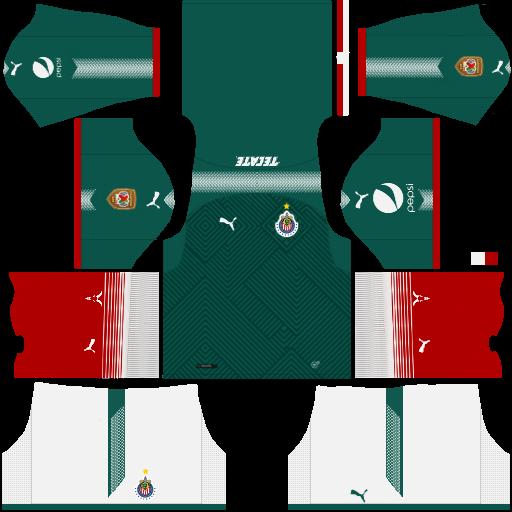 Fts mexico 2018 equipaciones del club deportivo for Cuarto kit del america 2018