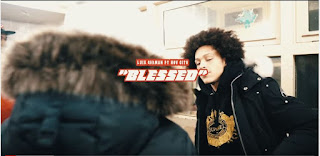 New Video: Luix German - Blessed Featuring Hov Citó