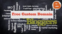 How to Get Free Custom Domain For Blogger