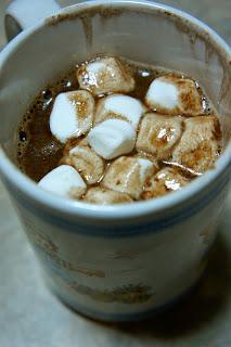 Mocha Cappuccino Hazelnut Hot Chocolate: Savory Sweet and Satisfying