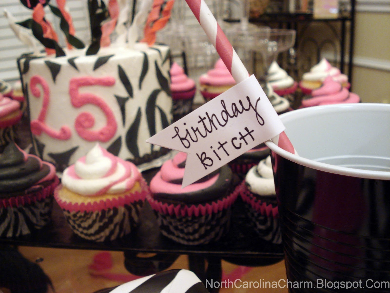 25Th Birthday Party Ideas For Her