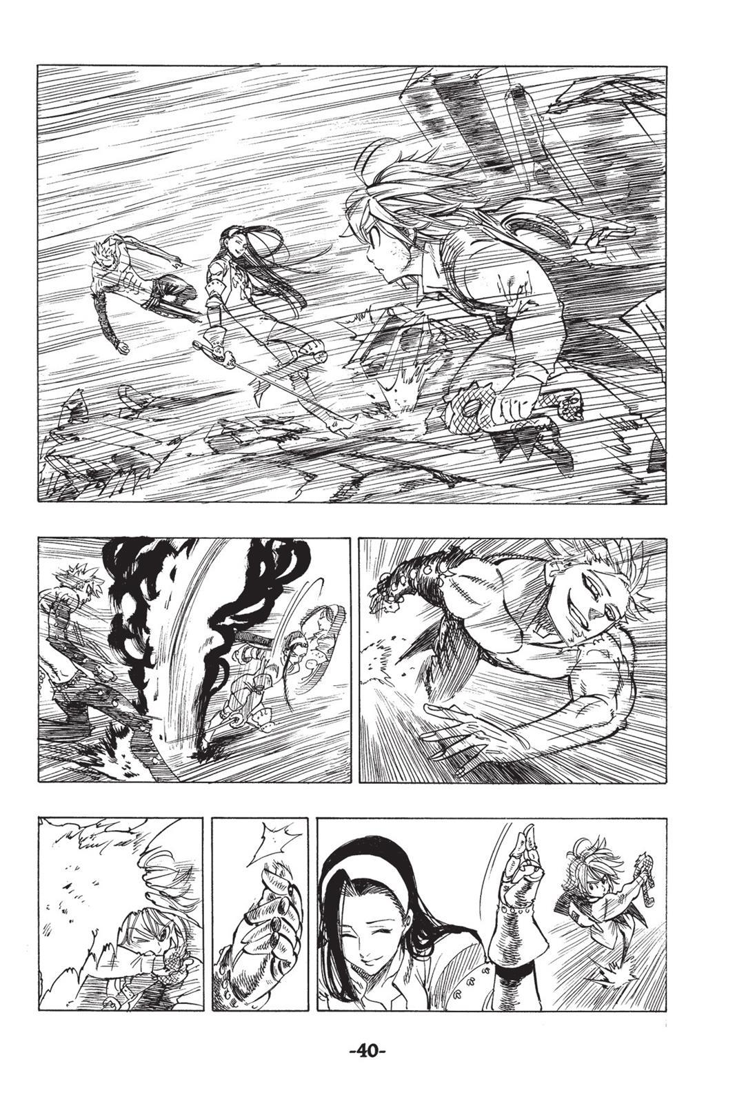 Nanatsu no Taizai Chapter 24 | Read Nanatsu no Taizai / 7