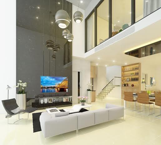Căn hộ cao cấp tại dự án Sunrise Complex Chu Văn An
