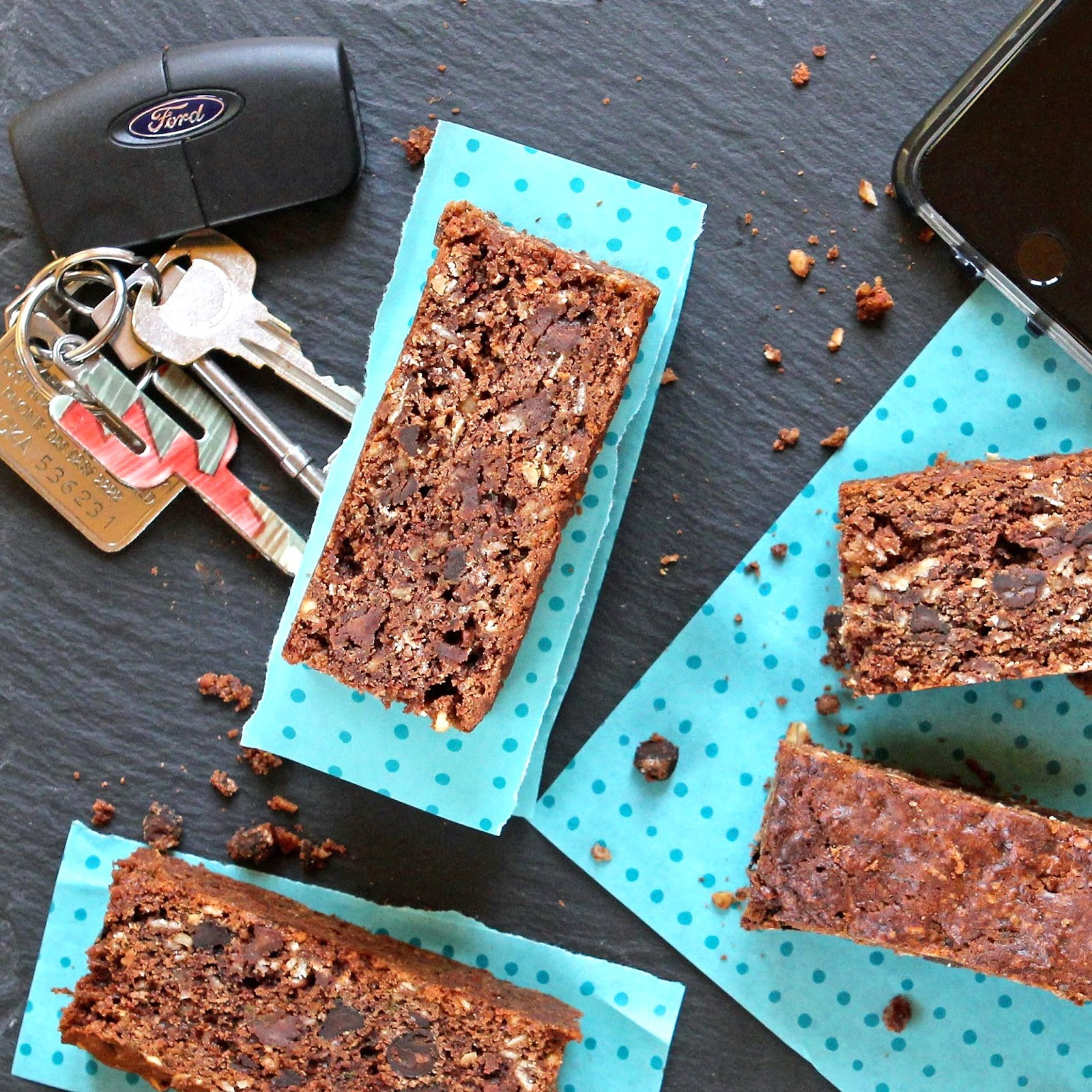 Gluten Free Alchemist: Cacao-Courgette (Zucchini) Breakfast Cake ...
