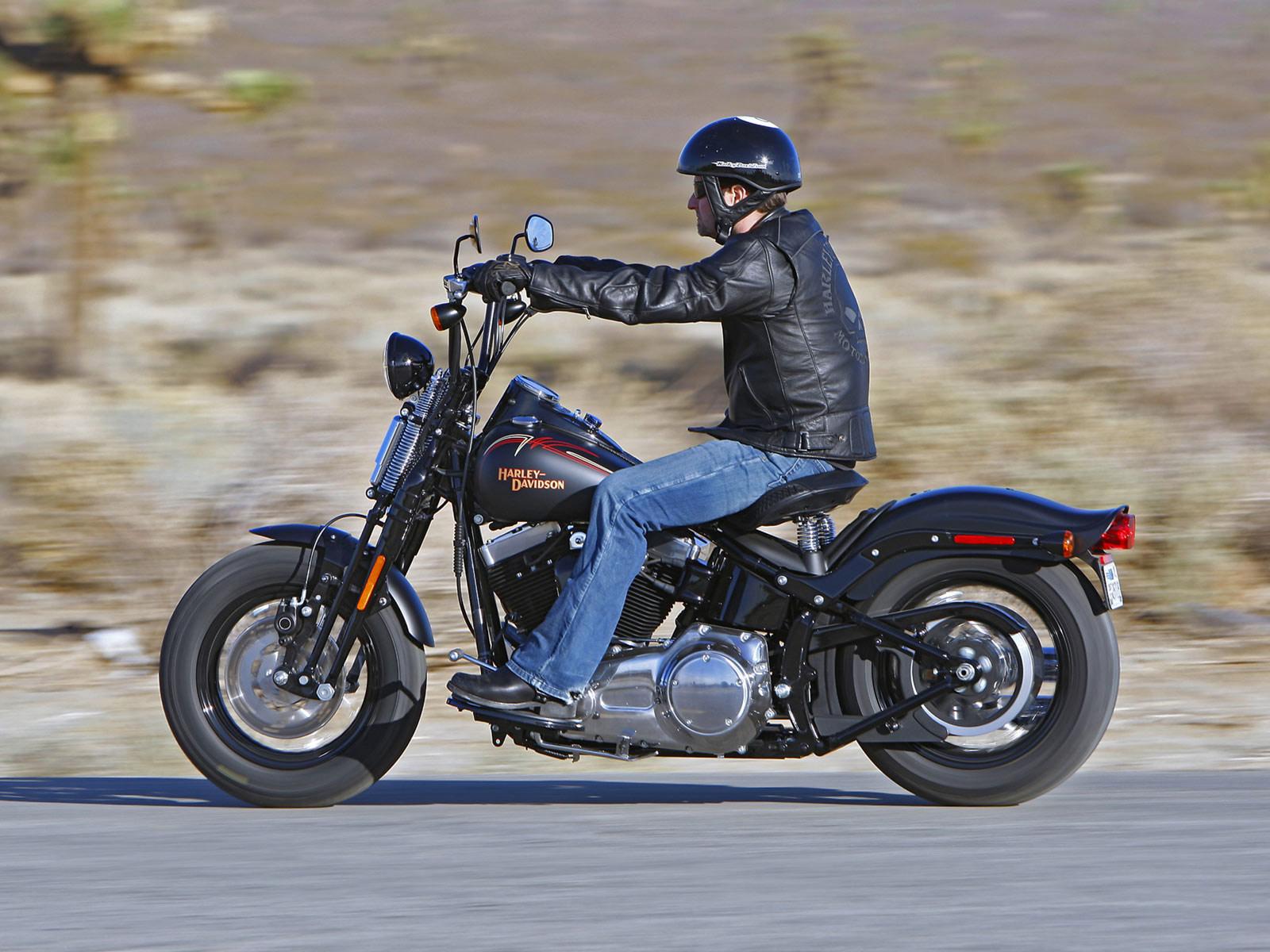 Harley Davidson Softail: Harley-Davidson Pictures. 2008 FLSTB Softail Cross Bones
