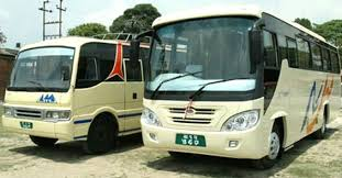 Bus reservation in Kathmandu for Educational tour