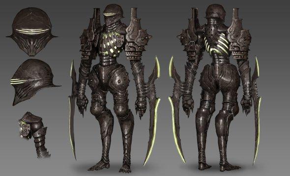 Ariel Perez artstation arte ilustrações fantasia ficção científica sombria soldados guerra