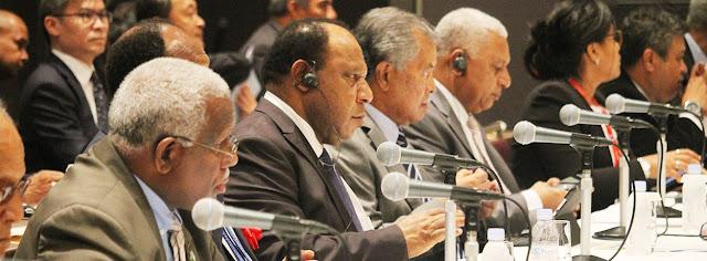 16 Negara Pasifik Mengonfirmasi Kehadirannya Pada KTT APEC di PNG