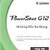 [camera] - Canon G12 hướng dẫn sử dụng Tiếng Việt