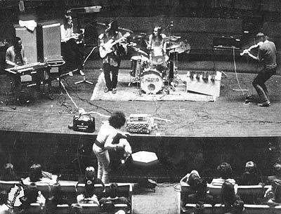 Embryo en vivo en 1972 o 73.