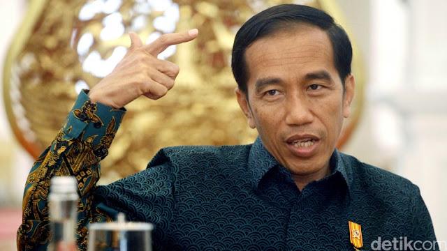 Soal Demo 4 November, Jokowi Masih Ngotot Tuding Ada Aktor Politik Dibalik Aksi 411. Siapa? : Berita Terbaru Hari Ini