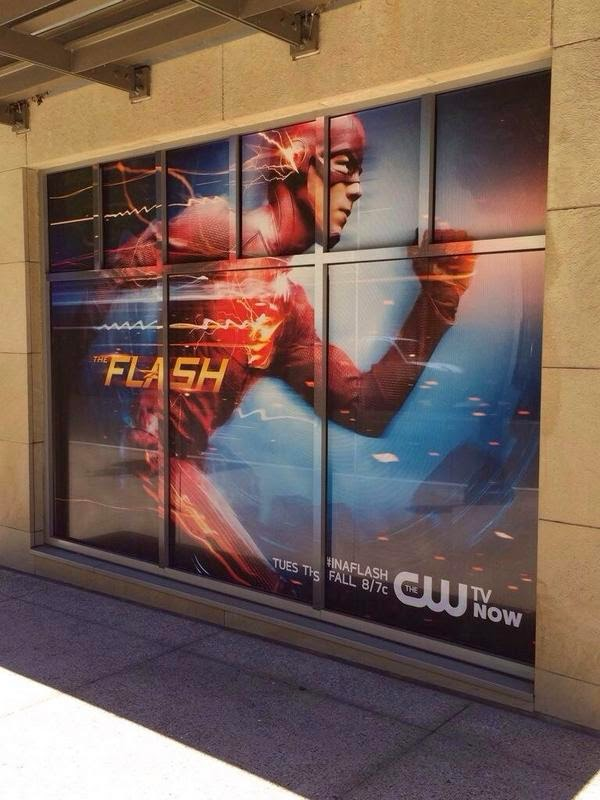 Banner The Flash