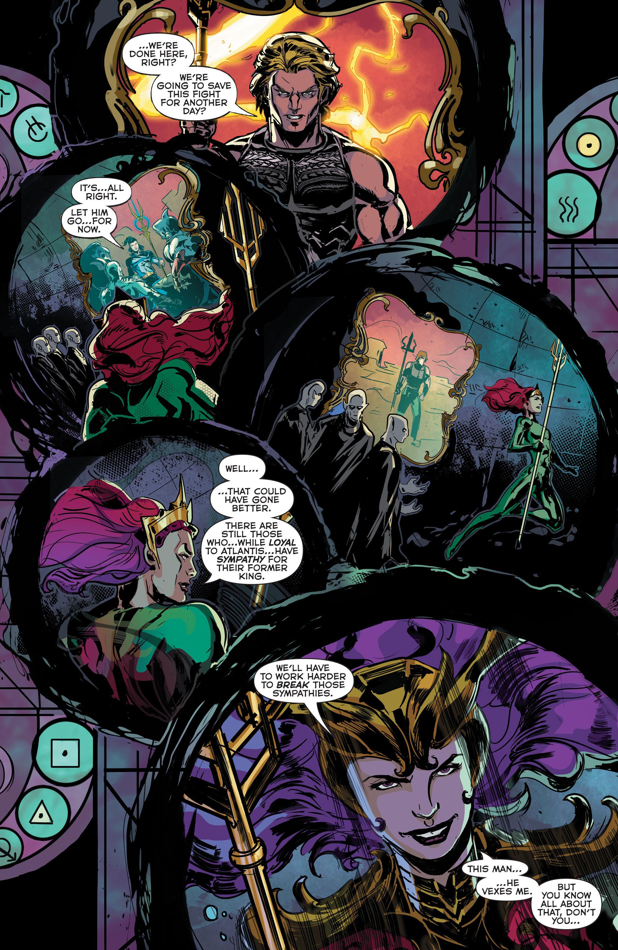 Read online Aquaman (2011) comic -  Issue #43 - 20