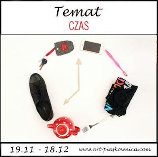 """TEMAT """"czas"""" - edycja sponsorowana"""
