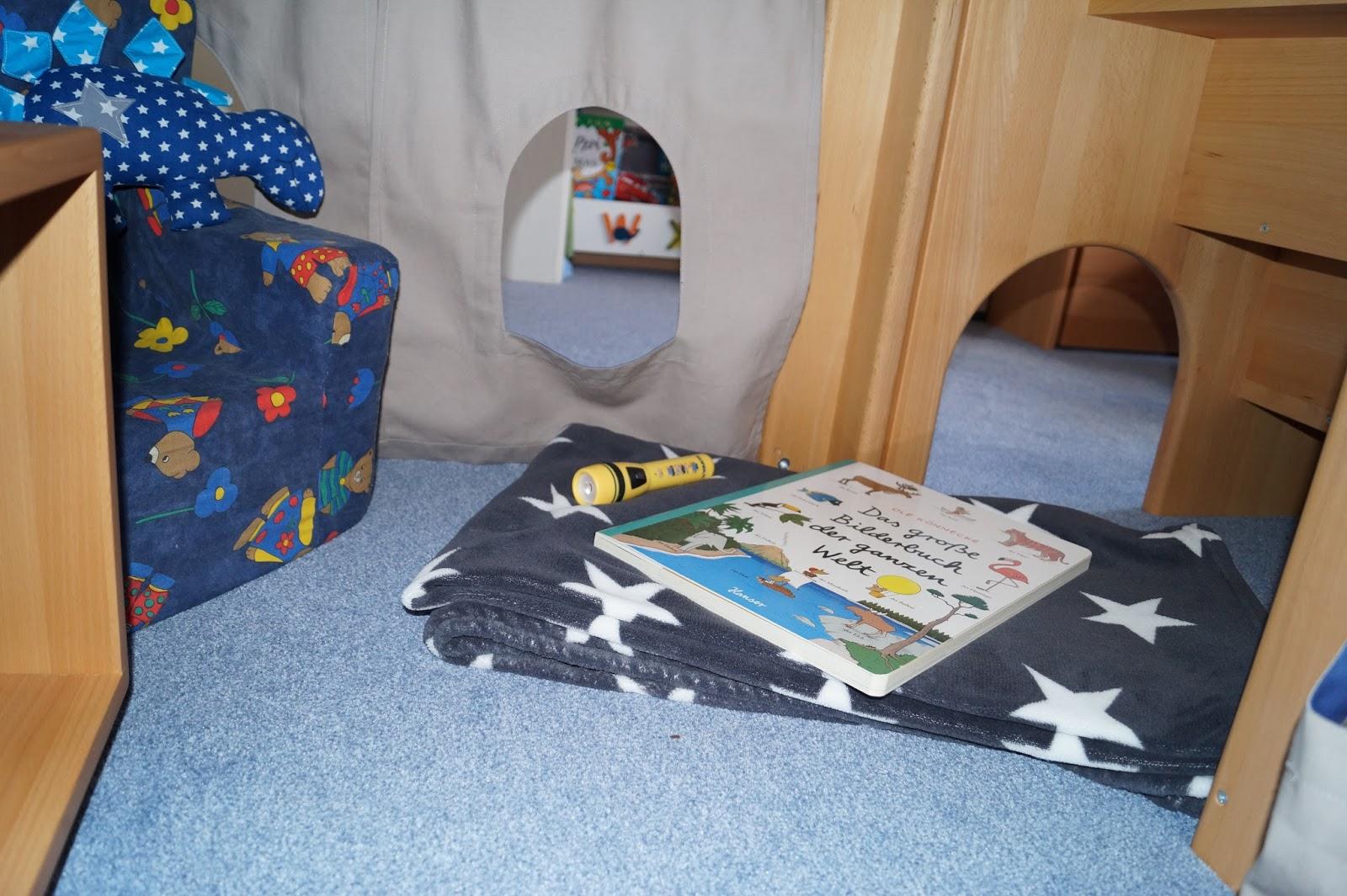 Das Kinderzimmer Vom Mini Chef Die Kuschelhohle Mit Kinderaugen