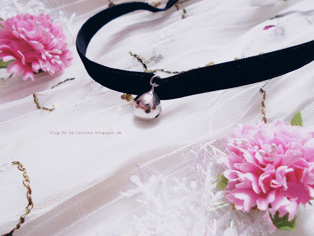 Bell Collar Necklace Choker