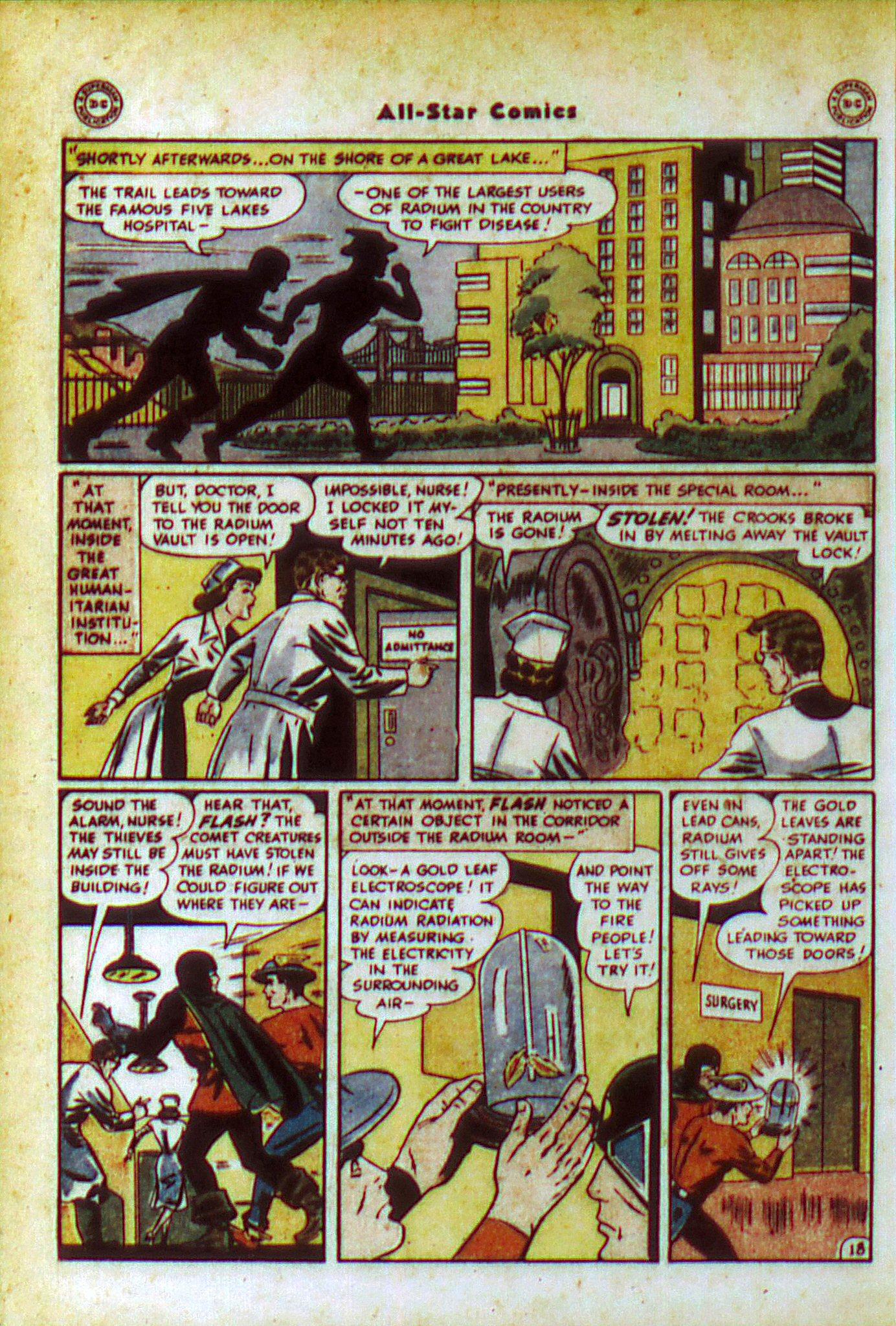 Read online All-Star Comics comic -  Issue #49 - 22