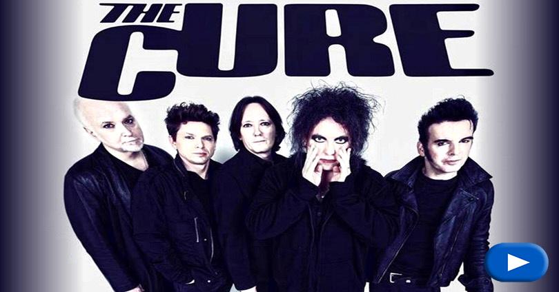 The Cure – Επιστρέφουν στην Ελλάδα – Music Video Lullaby