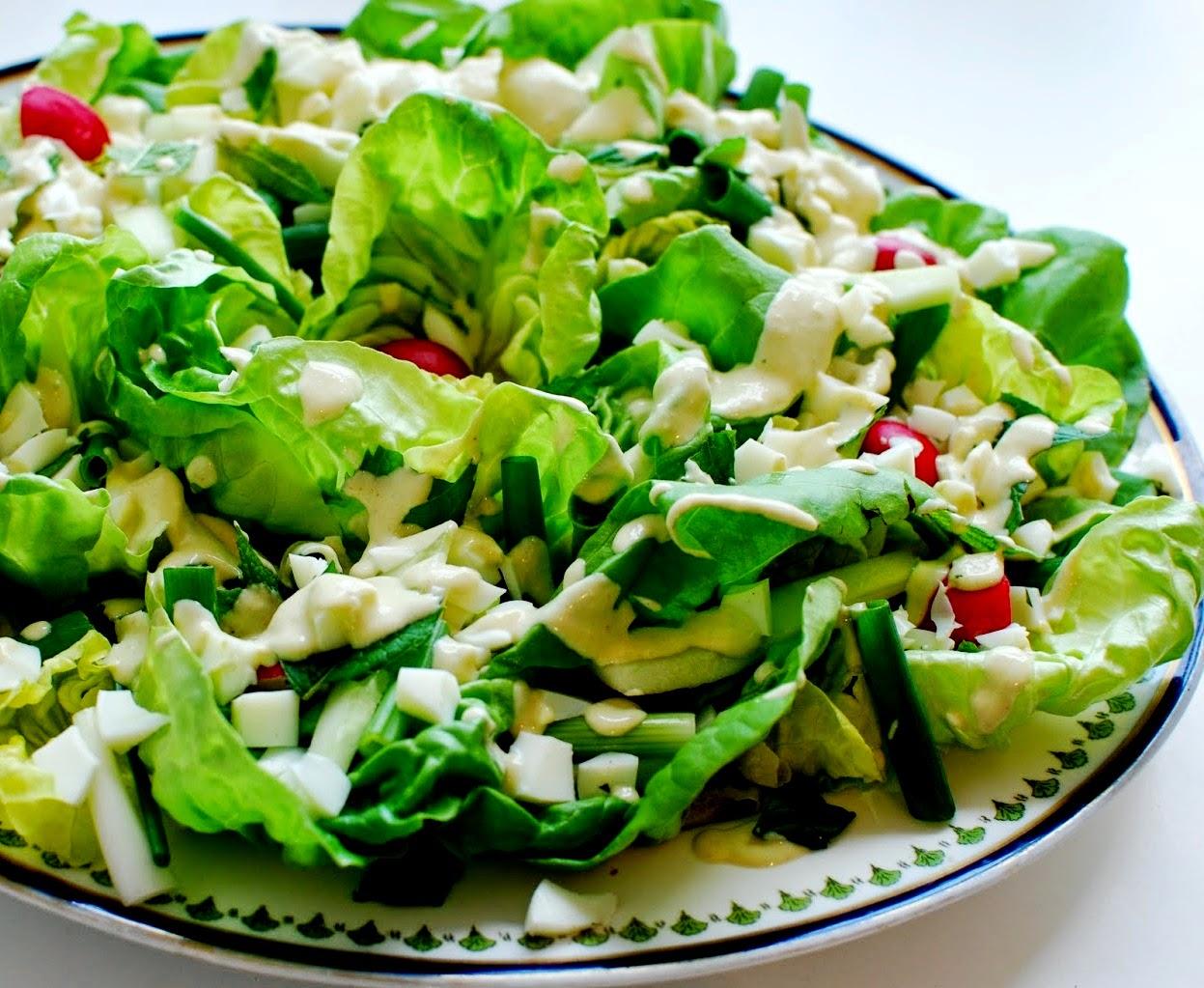 lettuce salads - HD1600×1071