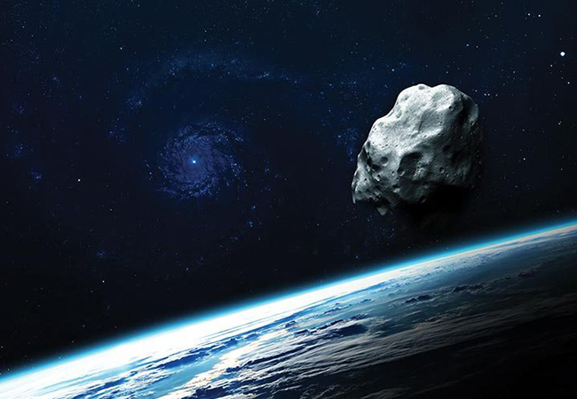 Penelitian Chinese scientists call for cooperation against asteroid threat