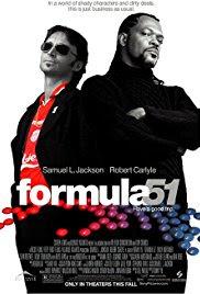 Formula 51 Poster